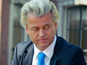 wilders luctor et emergo Deutsche Welle Interview on the Wilders/Le Pen Alliance