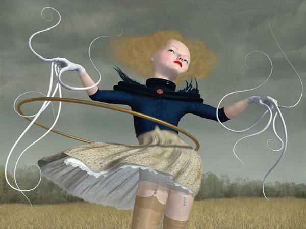RAy Caesar, The power and the Glory