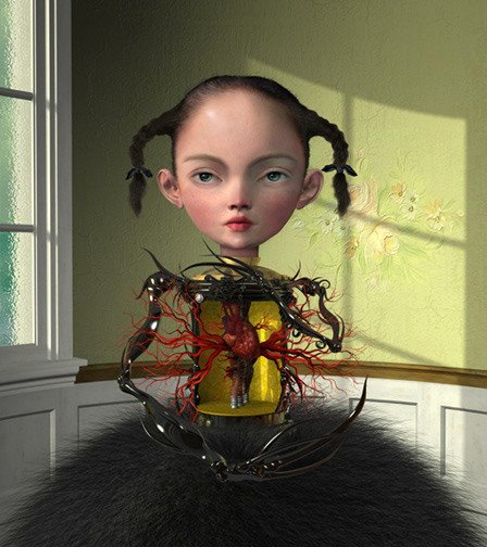 Ray Caesar, queen of flies