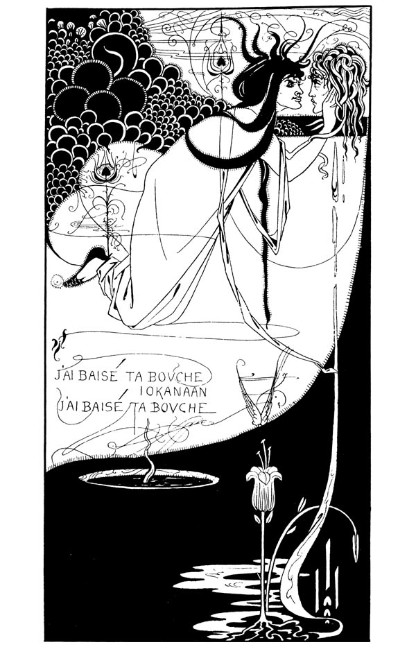 beardsley, salome