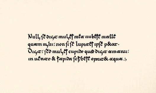 Scrittura beneventana VIII-XIII secolo