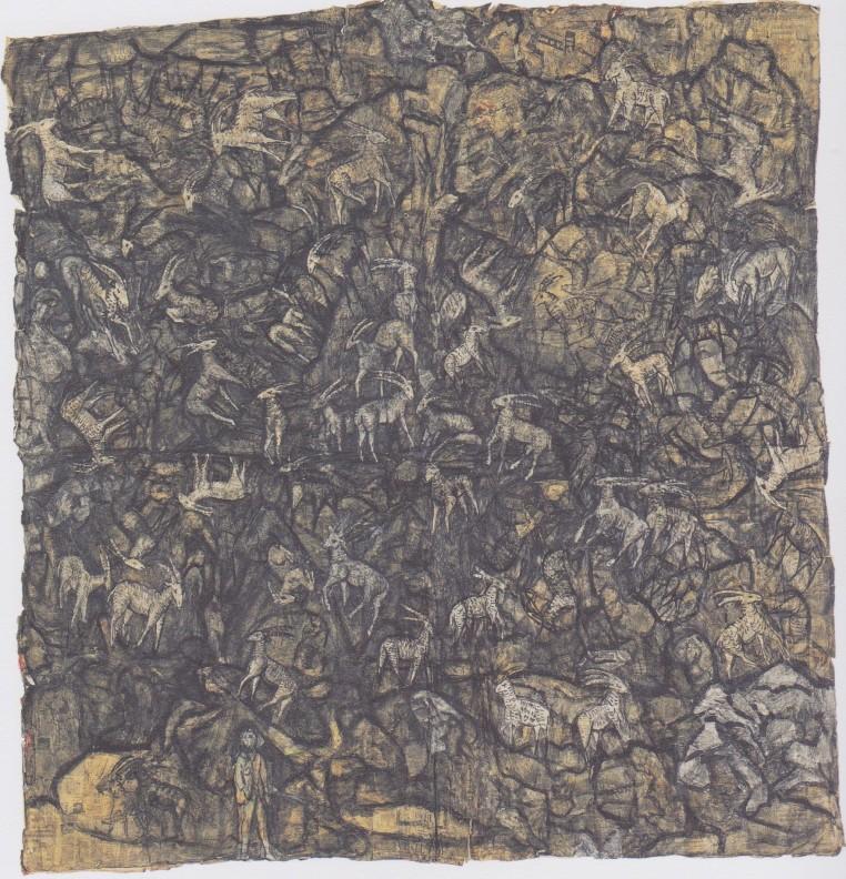 Roberto Barni, Crosta, 2002