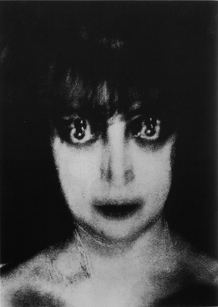 Man Ray - Marchesa Casati - 1922