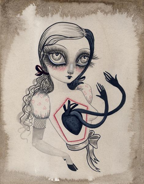 Jennybird Alcantara, healer