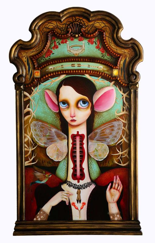 Jennybird Alcantara,talisman
