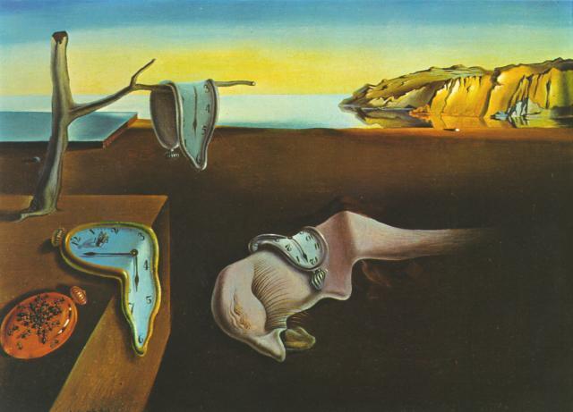 3 la-persistenza-della-memoria, dalì, 1931, moma