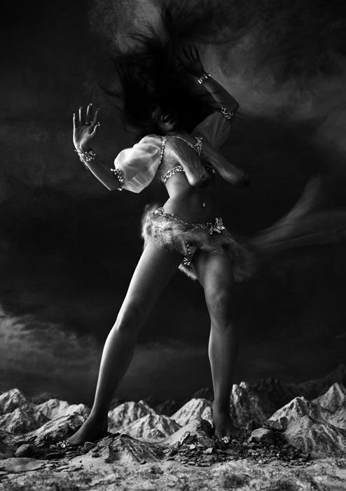 Miwa Yanagi, Windswept women