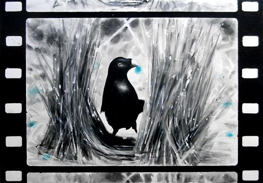 Arnaldo Vignali, hartung-bird