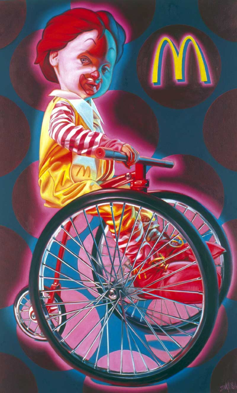 painting_Mctricycle
