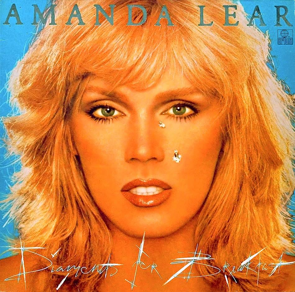 Pierre et Gilles,  Amanda Lear, Diamonds for Breakfast