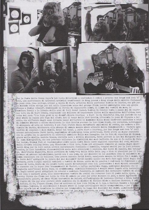 Fanzine Unknown Pleasures, numero 1, Difettata, grafiche Valentina Mangieri, direz.art.LST, 4
