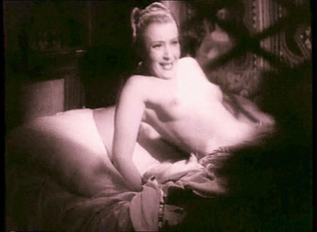Clara Calamai, La cena delle beffe di Blasetti, 1942