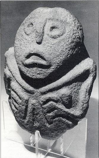 Dea Pesce, Lepenski Vir, 6000-5800 ac