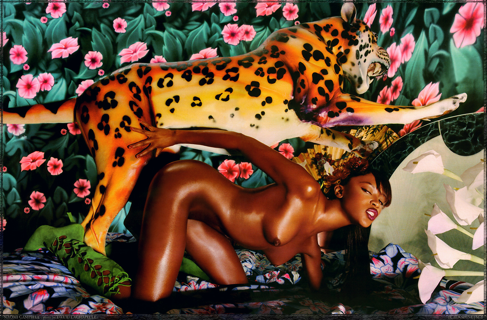 David LaChapelle Naomi