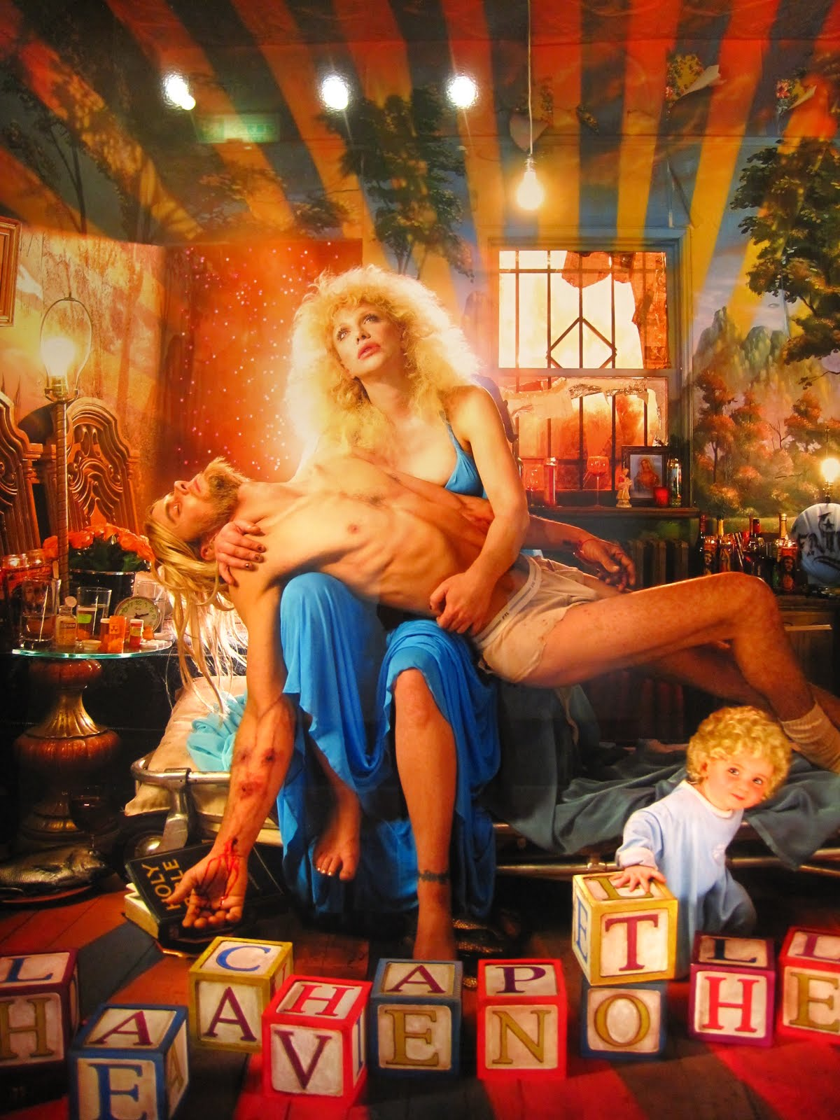 LaChapelle-CourtneyLove