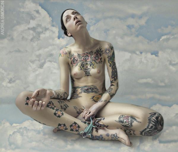 Andrea Simoncini Gibson, Meditation, 2010