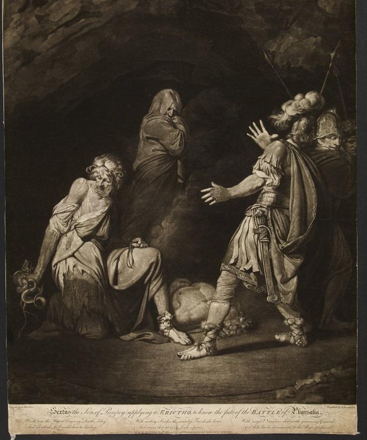 Robert Dunkanton, Erichtho, 1776