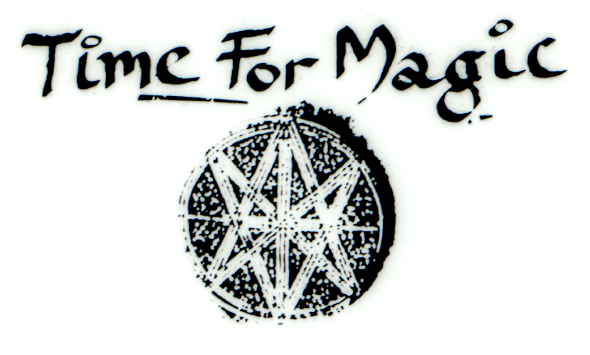 Time for Magic Jamie Reid