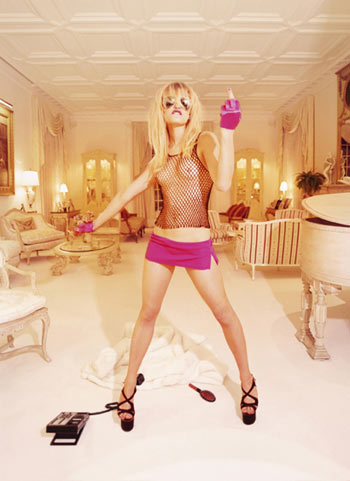 David LaChapelle, Paris
