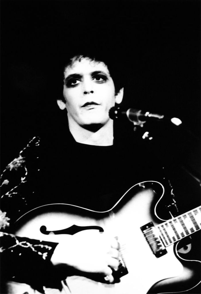 Mick Rock, Lou Reed