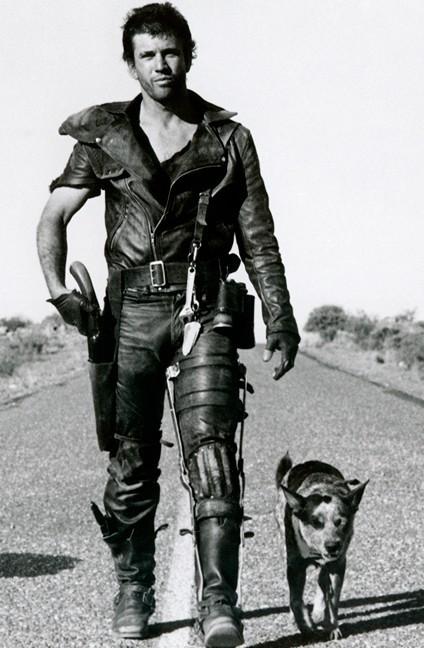 mad max col cane