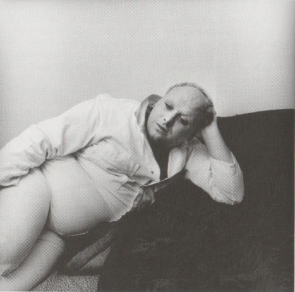 Peter Hujar, Divine, 1975