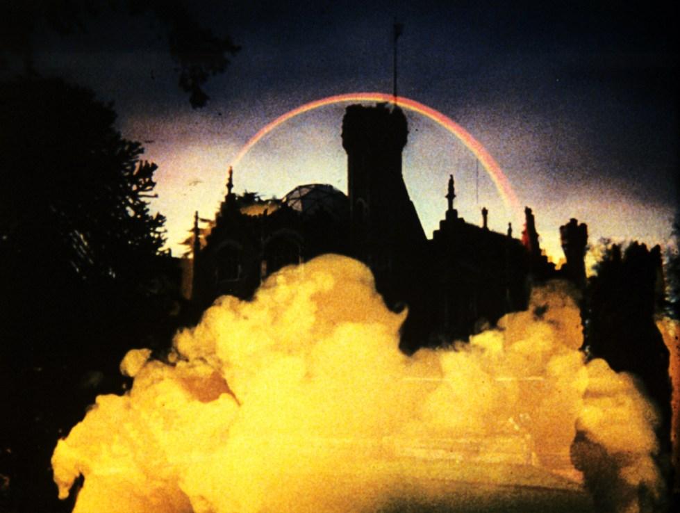 RHPS castello che decolla