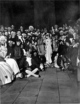 Festa a Venezia, 1913
