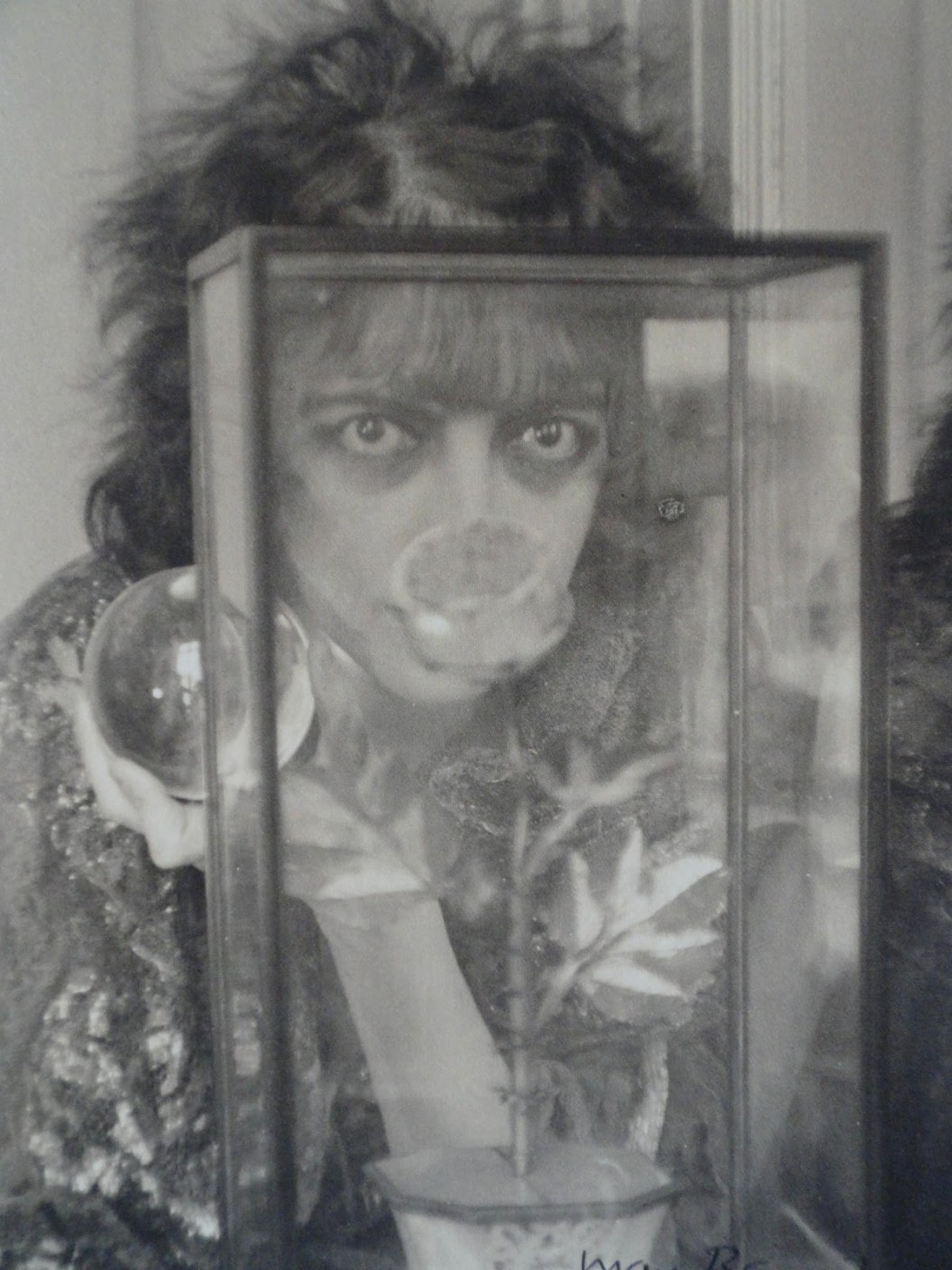 Luisa Casati by Man Ray, 1922