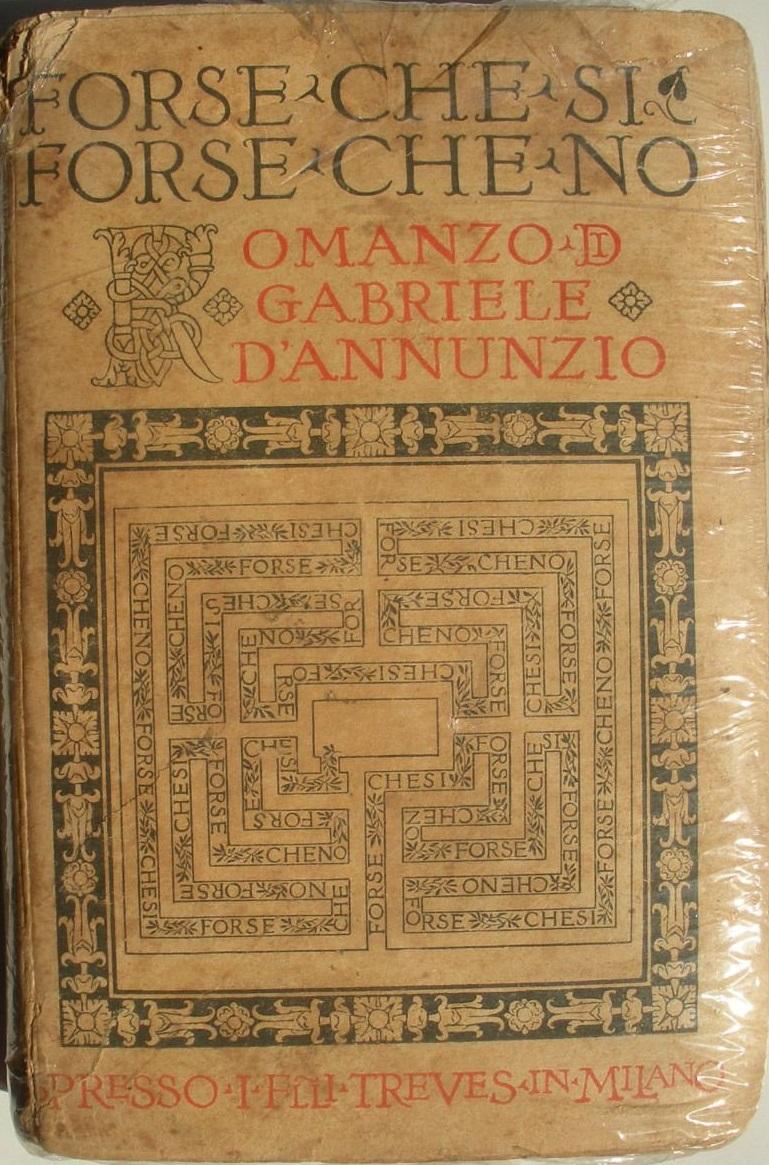 forse-che-si-forse-che-no-g-dannunzio-1902-4259-MLA4903271666_082013-F