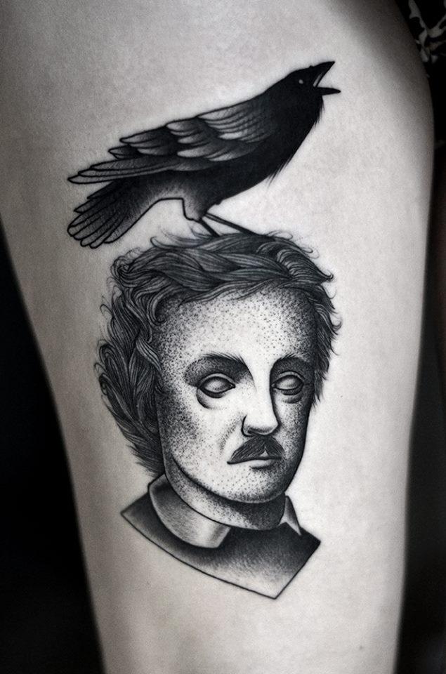 Kamil Czapiga Edgar Allan Poe