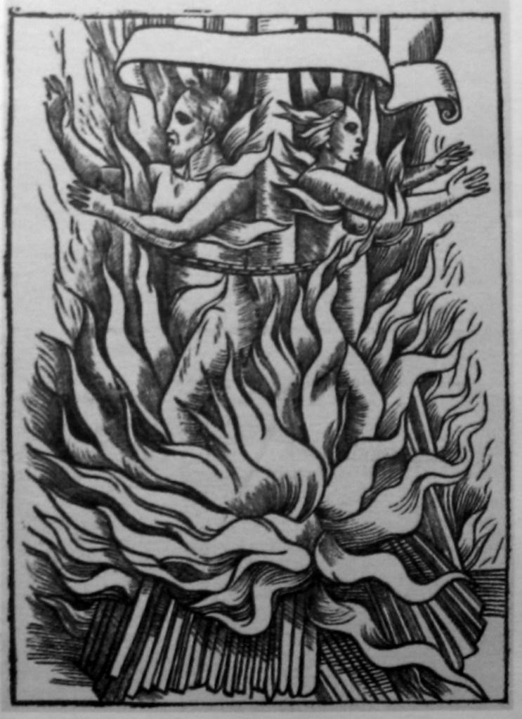 FoxeMartyrsIllustration, 1563