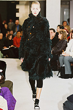 Comme des Garçons Fall 2002 Ready-to-Wear 15,  via vogue.com