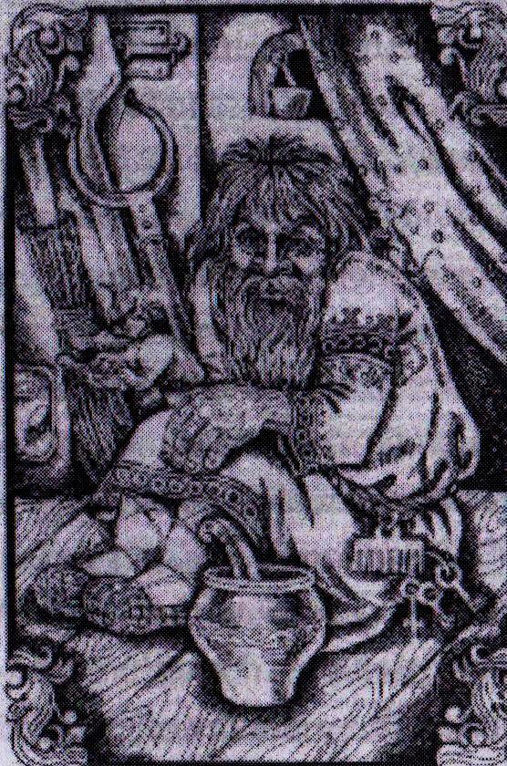 domownik, da Bestiariusz slowianski-2