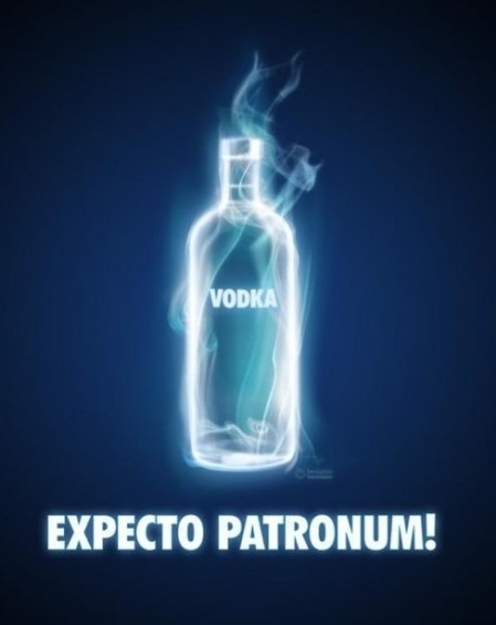 vodka expecto patronum