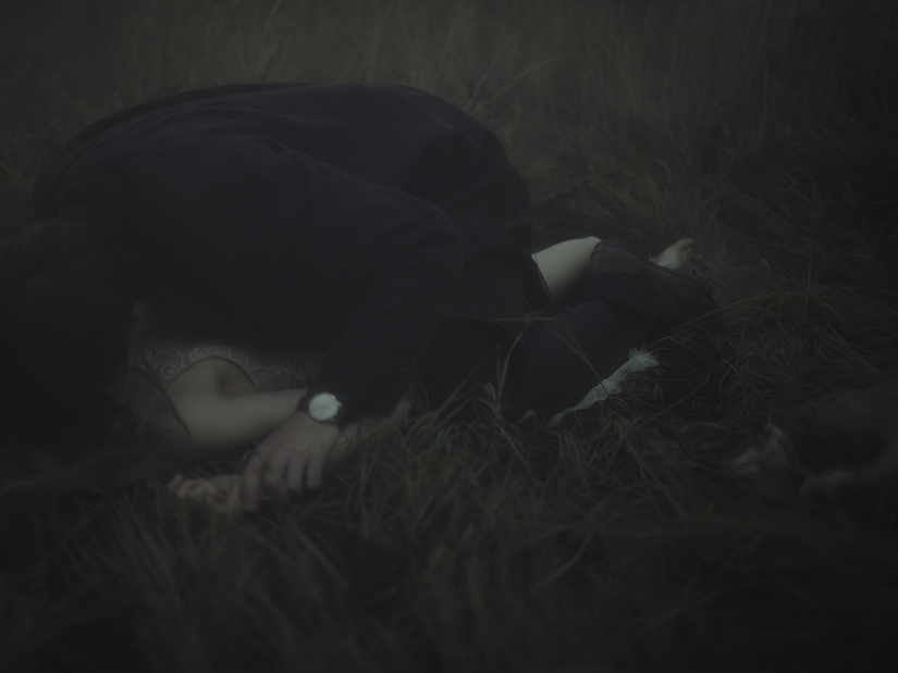 Laura Makabresku, September 08, 20136