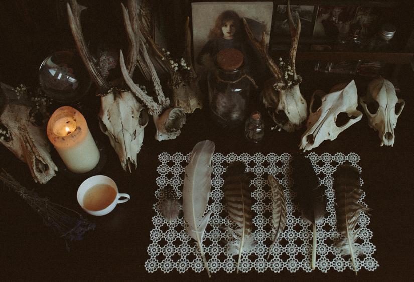 Laura Makabresku, September 21, 2015, tranquillity