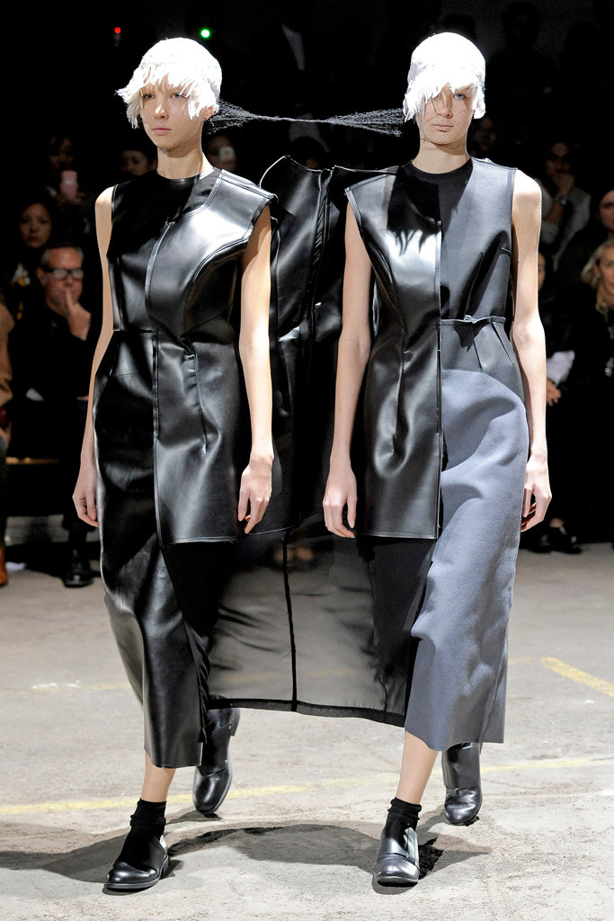 comme des garcons Spring 2011 Ready-to-Wear2, via vogue.com