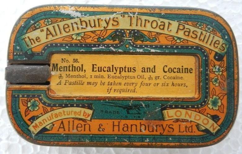 Allenbury's Throat Pastilles