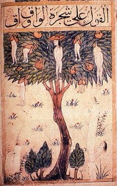 The Zaqqum tree of Hell