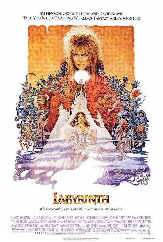 Labyrinth locandina