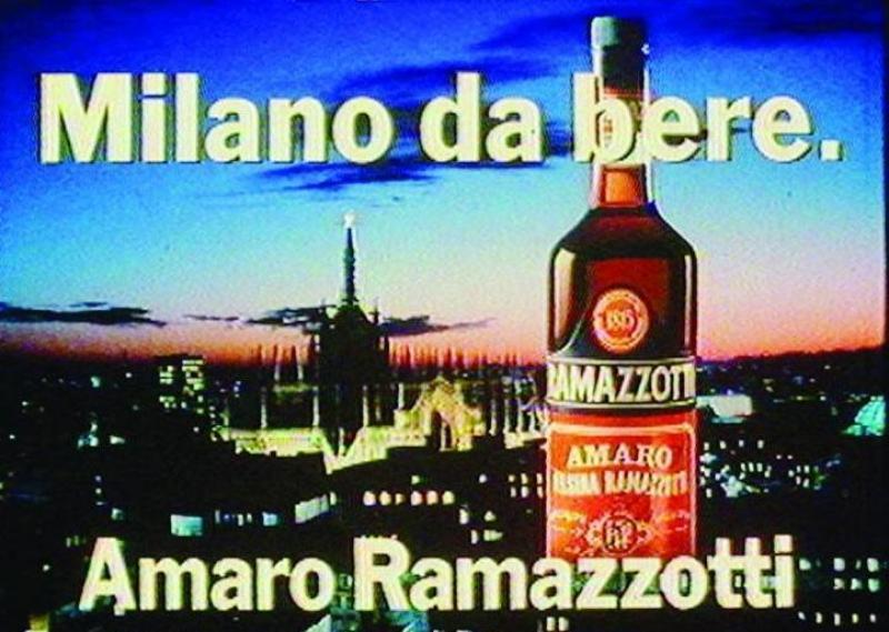 Milano-da-bere-spot-Amaro-Ramazzotti-1987