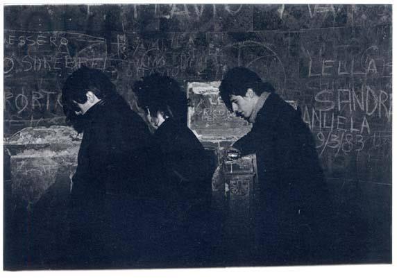 credits roberto vernetti, 1983, joykix angie e california