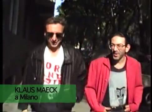 klaus maeck a milano documentario decoder