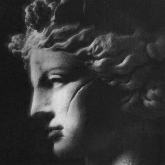 """Mimmo Jodice """"Mediterraneo. Apollo di Baia"""", 1993"""