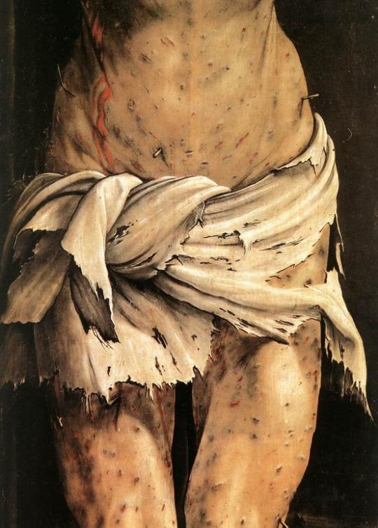 Matthias Grünewald - The Crucifixion