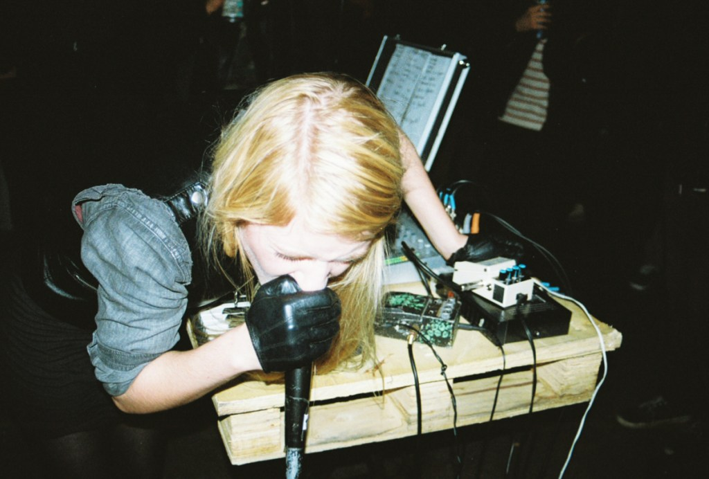 Pharmakon. Sonoran Pop Festival. via jane pain