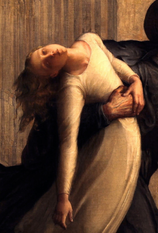 "The Poem of the Soul""Nightmare"" (1854) - Louis Janmot"