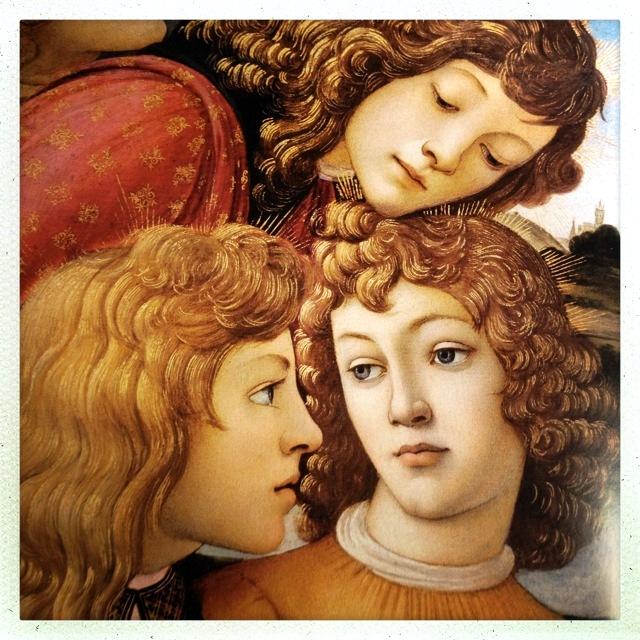botticelli madonna del magnificat det