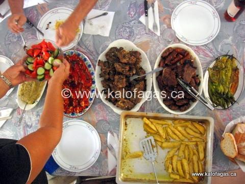 Greek Food Gazette 12/06/2010